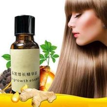 1 Bottle Hair Growth Essence Liquid Anti Hair Loss Dense Hair Care 20ML Liquid for Women Men Professional Care Hair Growth bielita professional hair care