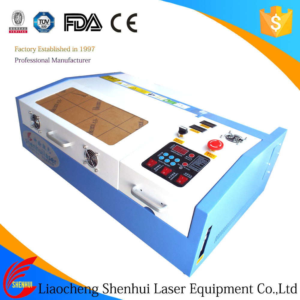 2018 upgraded new k40 3020 2030 laser engraving cutting