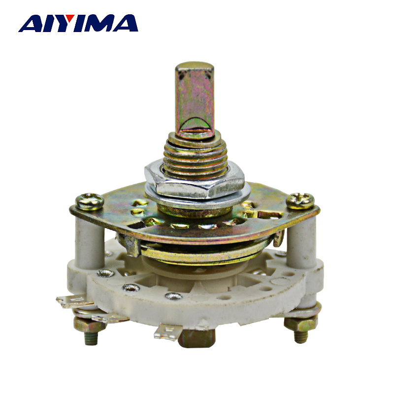 1P8T Channel Band Rotary Switch Selector 1 Pole 8 Position 1 Deck with Knob футболка diesel 00s01m 0wady 8lq