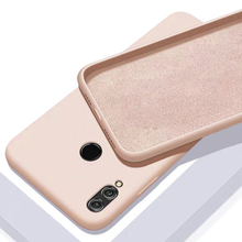Matte Case For Huawei Mate 20 9 Pro 20X Case Silicon Cover For Huawei Honor 10 8 Pro 9 Lite 9i 2018 8X Max Play V10 V20 Covers beautiful glass mobile phone funda cover for huawei honor 10 8x 8x max 9 9i 9lite note10 v10 v9 y9 2019 mate 20 lite p30 pro