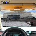 Car Sun Visor Auto Anti Dazzling Goggle for Suzuki Swift Grand Vitara SX4 Vitara 2016 Jimmy For Subaru Forester Impreza XV