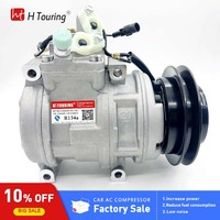 10PA20C Compressor For Toyota LAND CRUISER 4500 FZJ80 FZJ100 88320 60750 8832060750 88320 60730 8832060730 447200 6660 447200666