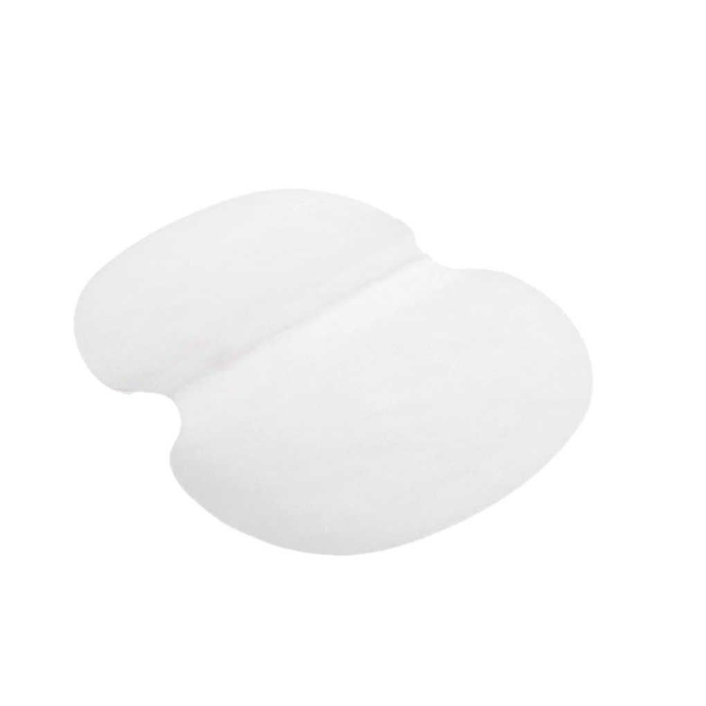 トップ販売 6/12/18 ピース/セット白ストレッチ綿簡単便利な制汗スティック汗吸収タオル脇の下