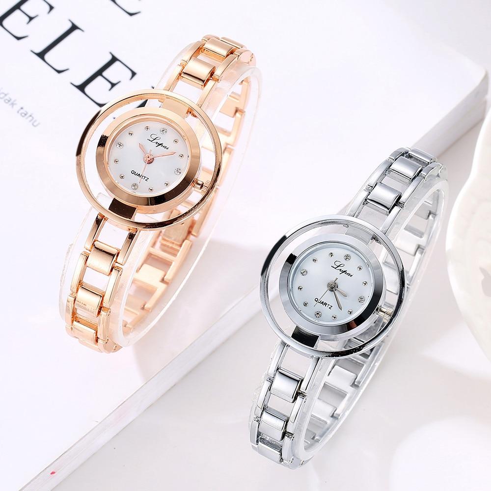 lvpai vente chaude de mode de luxe femmes montres femmes bracelet montre watch relogio feminino. Black Bedroom Furniture Sets. Home Design Ideas