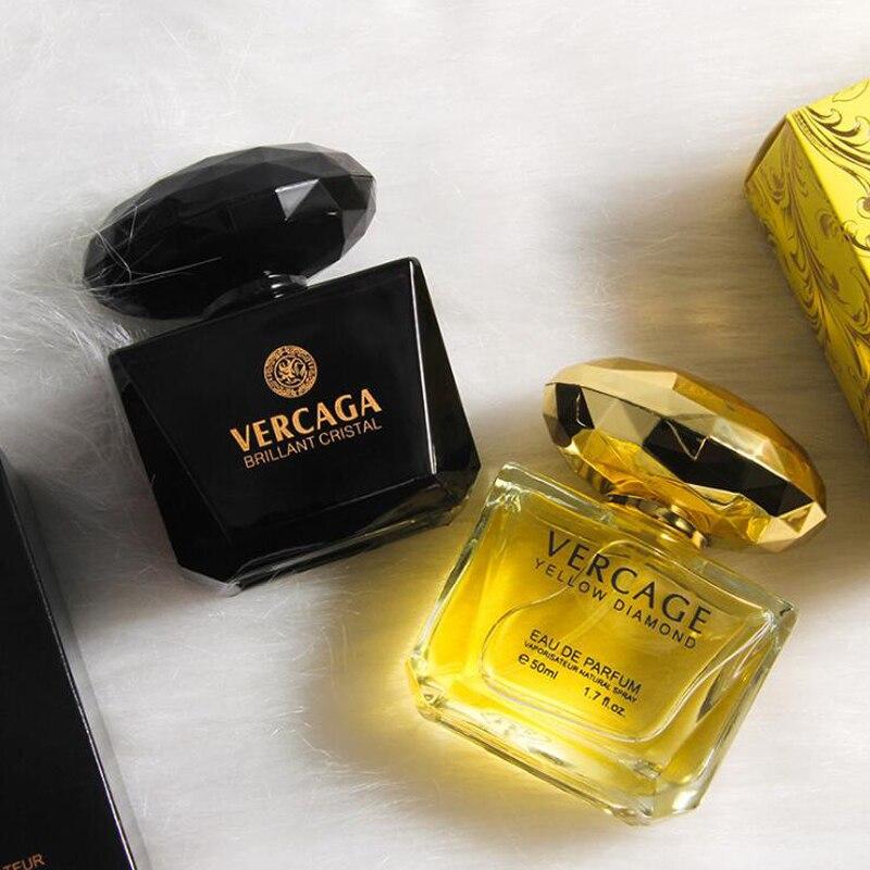 50ml Women Brand Fragrance Lasting For Female Perfume Natural Lady Parfum Fragrances Original Liquid Antiperspirant