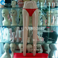 Newly Fashion Inflatable Pants Mannequin Female Made In China High Quality Top Level