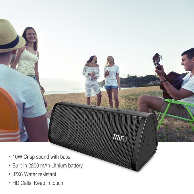 MIFA A10 Bluetooth speaker MIFA A10 Bluetooth speaker HTB1UV94a0