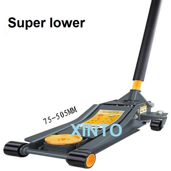 3ton Super Lower Hydraulic Floor Lifting Car Jack For Car