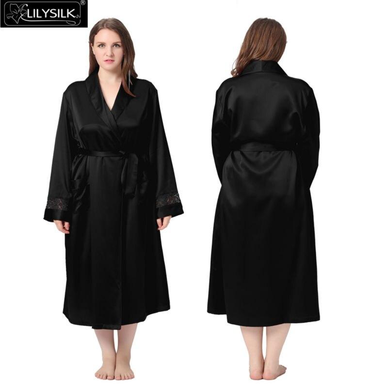 1000-black-22-momme-delicately-designed-silk-robe-plus-size-01