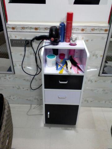 Paint Tool Cart Cabinet Barber Shop Beauty Salon Supplies Carts