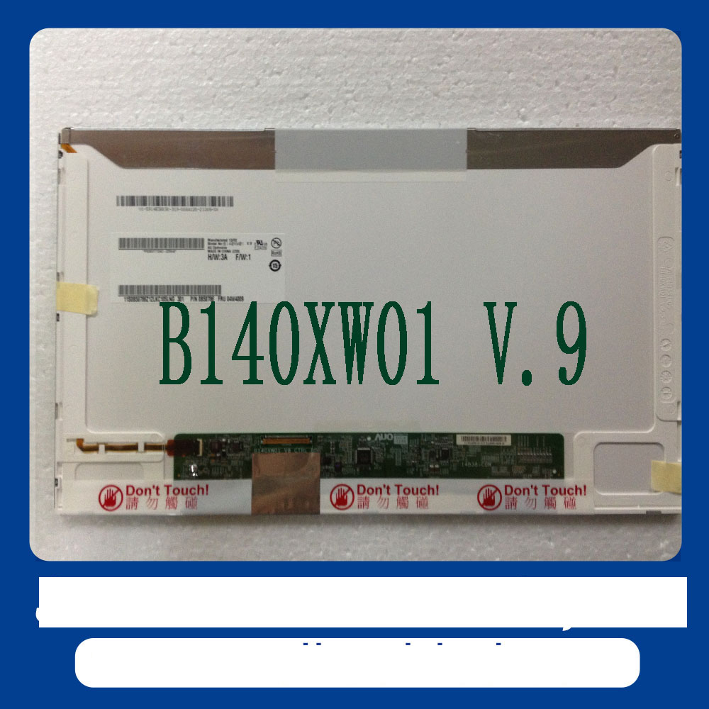 14.0 Laptop LCD Screen LTN140AT02 LTN140AT07 B140XW01 N140B6-L02 HSD140PHW1 LTN140AT16 LP140WH4 M140NWR2 tested 14 0 laptop led lcd screen hsd140phw1 ht140wxb hb140wx1 n140b6 l02 l01 l08 lp140wh4 n140bge l11 12 21 22 23 bt140gw01