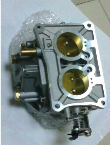 CARBURETOR ASY OLD TYPE FOR YAMAHA 40HP OUTBORAD 2 STROKE MOTOR FREE POSTAGE CHEAP CARB CARBURETER ASSY PARTS