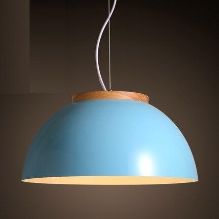 Işıklar ve Aydınlatma'ten Kolye ışıkları'de RH Basit Ahşap LED Droplight Endüstriyel Rüzgar Modern Kolye aydınlatma armatürleri Oturma Yemek Odası Için Asılı Lamba Ev Aydınlatma title=
