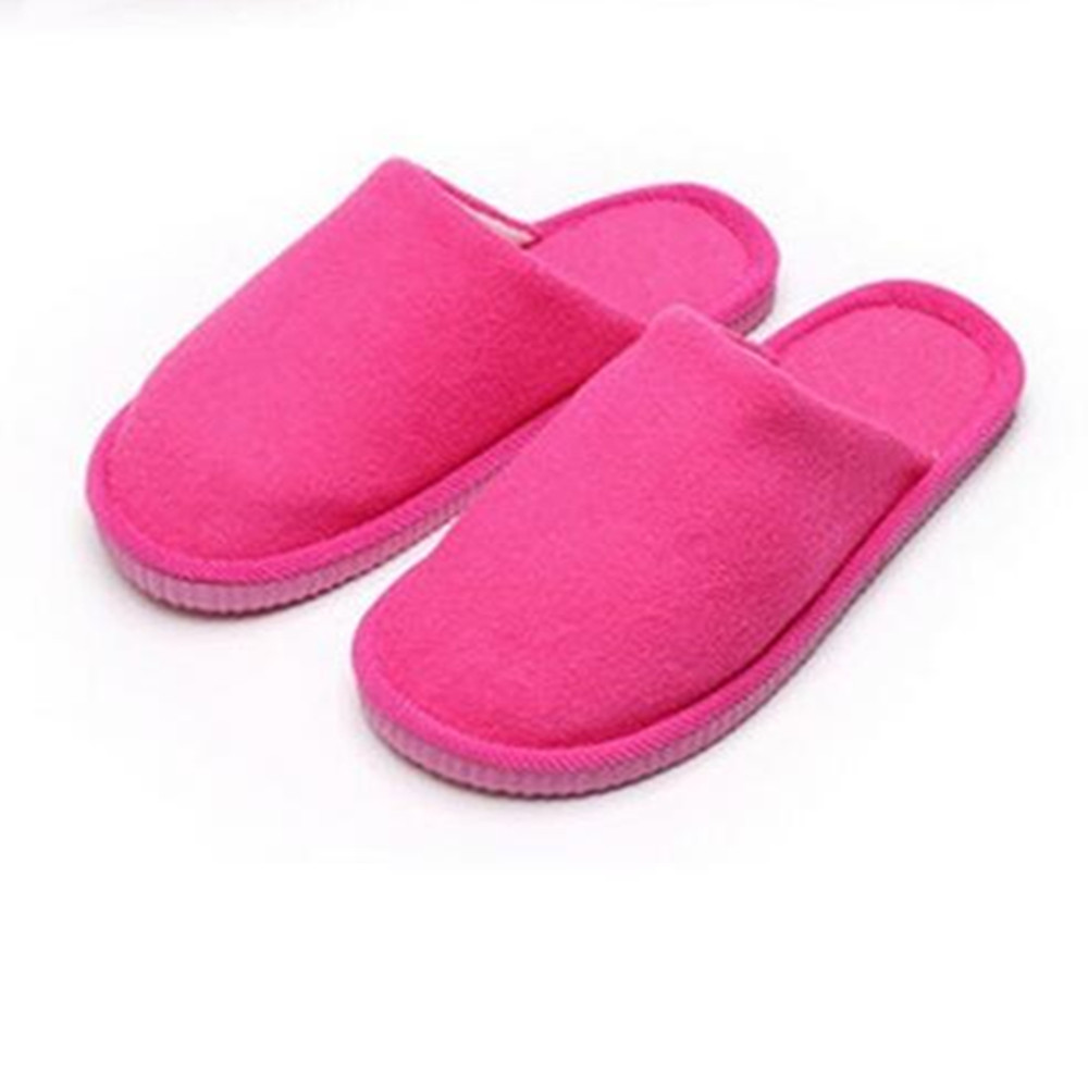 Women Slippers Solid Color Coral Fleece Wood floor Shoe Home Slippers Winter Unisex Shoes Men House Shoes maternity pajama hot robes autumn winter pregnant woman unisex home coral fleece pajama comfortable solid pockets women bathrobe