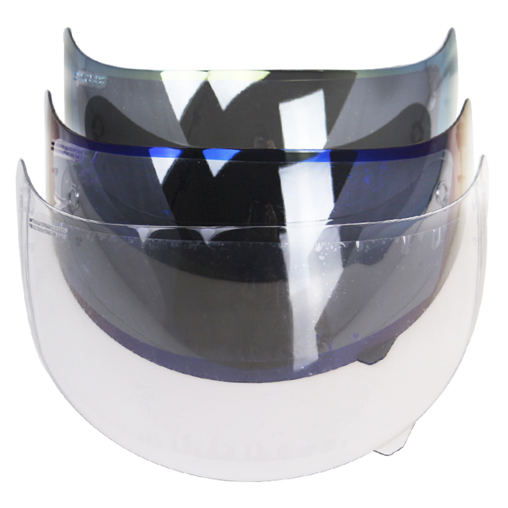 цена на Full Face Motorcycle helmet visor anti-scratch replacement full face shield for AGV K3 K4 helmets