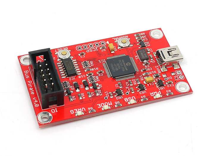 NEW Original 102990041 BUS PIRATE V4 module