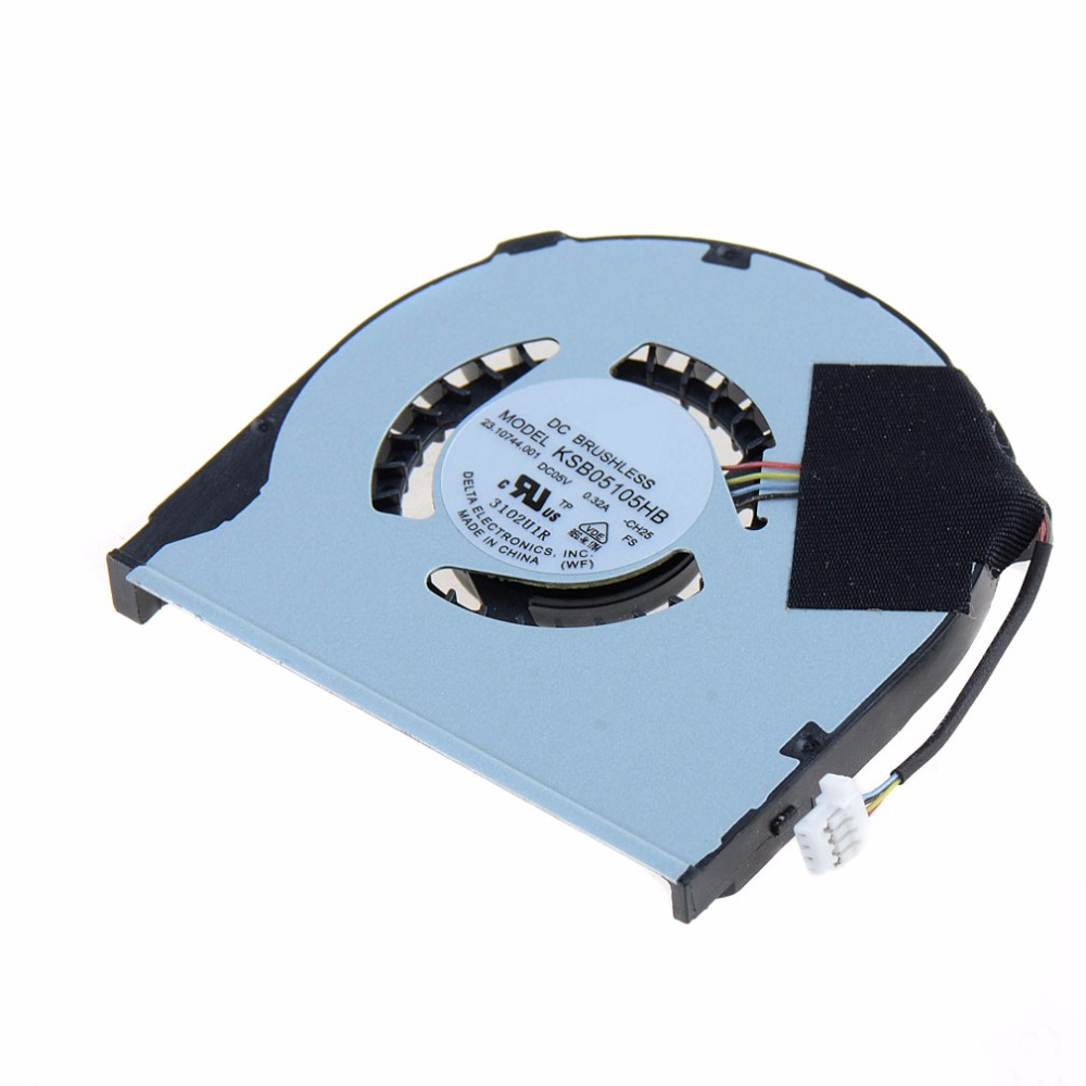 Laptops Replacements Cpu Cooling Fans Fit For SONY VAIO SVT13 SVT13-124CXS SVT131A11T KSB05105HB Notebook Cooler Fan VCL32 new laptops replacement cpu cooling fans fit for ibm lenovo r61 r61i r61e mcf 219pam05 42w2779 42w2780 notebook cooler fan p20