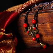 Chinese Style Women's Statement Necklace