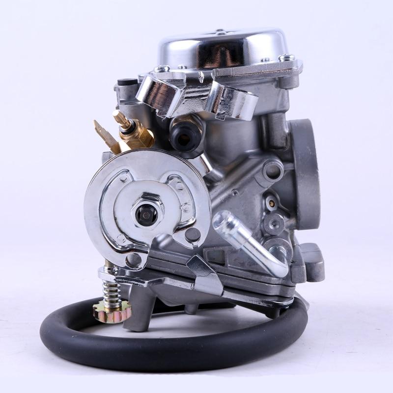 Carburateur XV250 XV125 QJ250 carburateur en aluminium Assy pour Yamaha Virago 125 XV 125 XV 250 XV 125 QJ250 1990-2014Carburateur XV250 XV125 QJ250 carburateur en aluminium Assy pour Yamaha Virago 125 XV 125 XV 250 XV 125 QJ250 1990-2014
