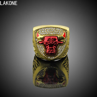 Championship Rings 1993 Chicago Bull Championship Rings Sports Fans Rings Men Gift Ring