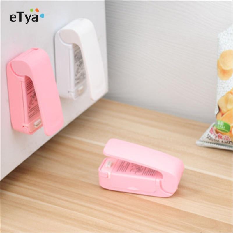 Package Sealer Heat-Sealing-Machine Plastic Mini Portable Household 1piece