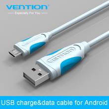 Vention Micro USB Cable Fast Charging line for Andriod Mobile Phone Data Sync Charger Cable For Samsung HTC LG Sony 1m