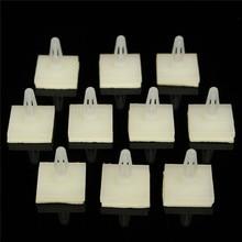 100 шт., HC-5, нейлоновые пластиковые палочки на печатной плате, противостояние с фиксацией, фиксированные зажимы, клей, 3 мм, Набор отверстий