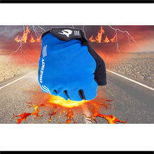 New Arrival Cycling Gloves Shockproof Bike Half Finger Sports GEL MTB Bicycle For Mens Womens