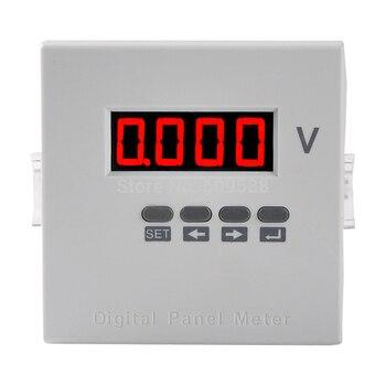Digital signal phase voltage meter