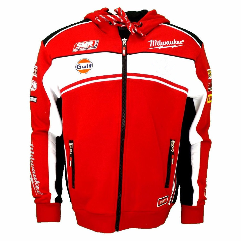 2017 new fashionable travel motorcycle riding clothing red ...