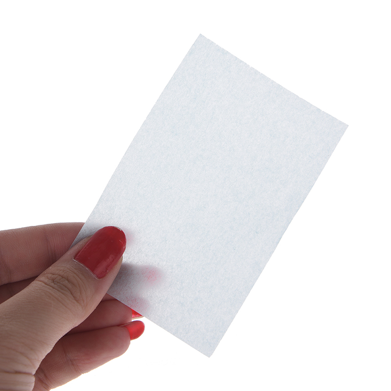 50pcs/Box Oil Absorbing Papers Facial Oil Blotting Sheets Oil Control Face Skin Care Tool