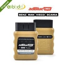 OBD2 para el Hombre para IVECO Adblue para S-can-ia de Be-nz Adblue Camiones OBD II/DEF Nox Emulador OBD2 Scanner tool Adblueobd2