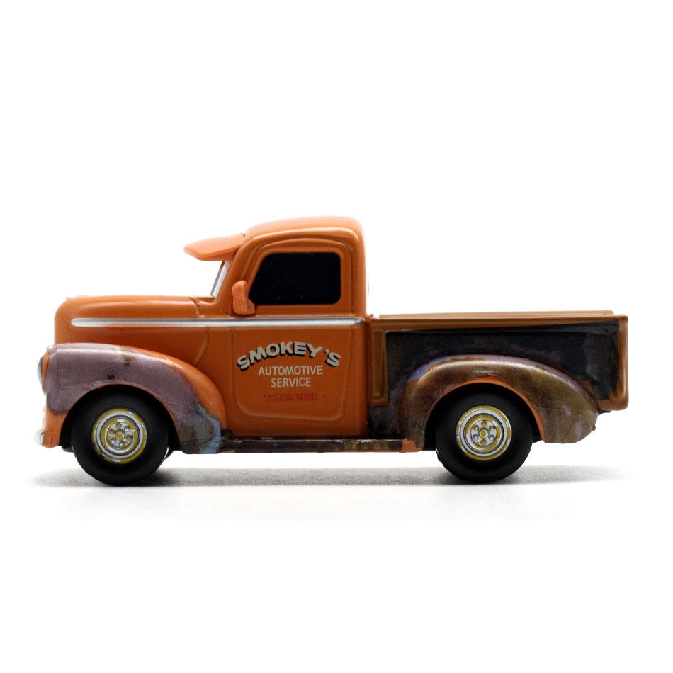 Disney Pixar Cars 3 Racing Center Dinoco Cruz Ramirez Metal Diecast Toy Car 1 55 Loose Brand New In Stock Free Shipping in Diecasts Toy Vehicles from Toys Hobbies