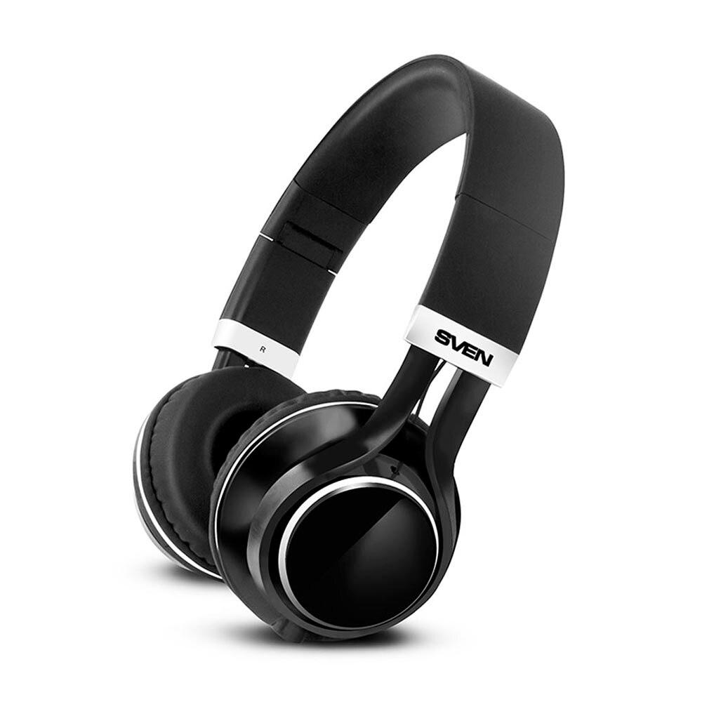 Consumer Electronics Portable Audio & Video Earphones & Headphones SVEN SV-015329 sven ap 370m black sv 015329