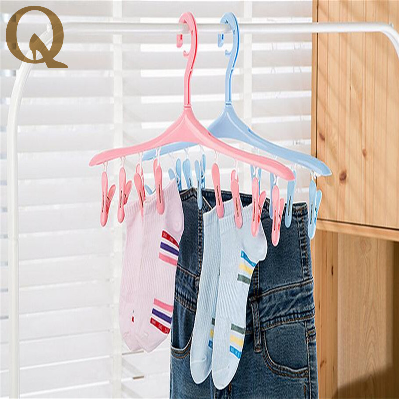 Multifunction Socks Drying Racks Bathroom Rack Home Travel