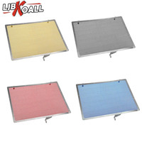 Stainless Steel Motorcycle Radiator Guard Grill Grille Cover Aluminum Protector for Yamaha YZF R1 2009 2010 2011 2013 2013 2014