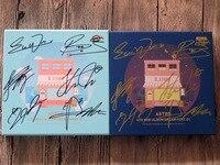 signed ASTRO autographed DREAM PART.01 mini 4th album CD+photobook+signed poster 072017