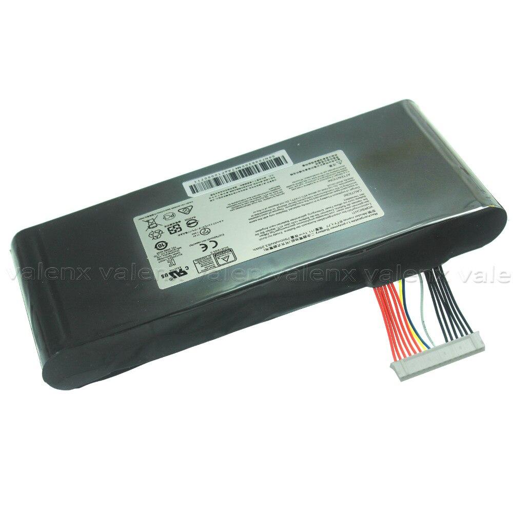 New BTY-L77 Battery for MSI GT72 2QD GT72S 6QF GT80 2QE Series MS-1781 MS-1783 WT72 цена
