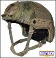 M/Lg Atacs FG OPS Core NIJ level IIIA 3A FAST Bulletproof Kevlar Helmet (With Test Report) / Ops Core FAST Ballistic Helmet