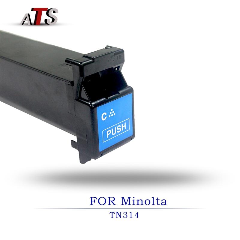 Konica Minolta TN314 Bizhub BHC 353 253 203 200 210 7721 7720 Kopiya - Ofis elektronikası - Fotoqrafiya 2