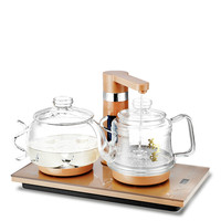 Electric kettle Fully automatic upper water bottle glass tea set|electric kettle|kettle electric|electric tea set -