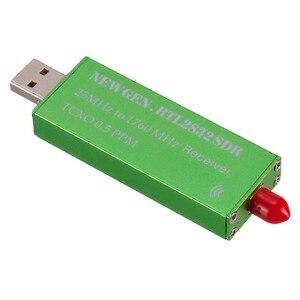 Image 4 - جهاز استقبال للتليفزيون USB2.0 RTL SDR 0.5 جزء في المليون TCXO RTL2832U R820T2 موالف التلفزيون AM FM NFM DSB LSB SW البرمجيات المحددة راديو التلفزيون الماسح الضوئي استقبال