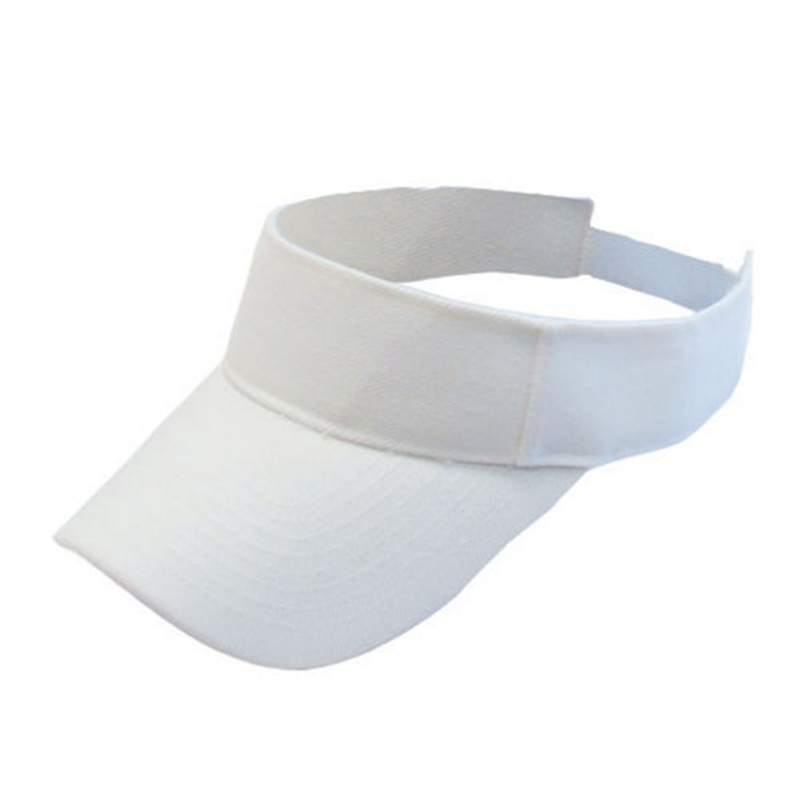 Sell Woman Man Golf Sports Cotton Sun Visor Hats Tennis Baseball Caps  Wholesale-in Baseball Caps from Apparel Accessories on Aliexpress.com  b01e6474850