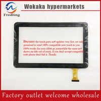 Productos aplicables a la Resolución Externa de la pantalla táctil capacitiva de 10,1 pulgadas GT1010PD035 FHX nuevo