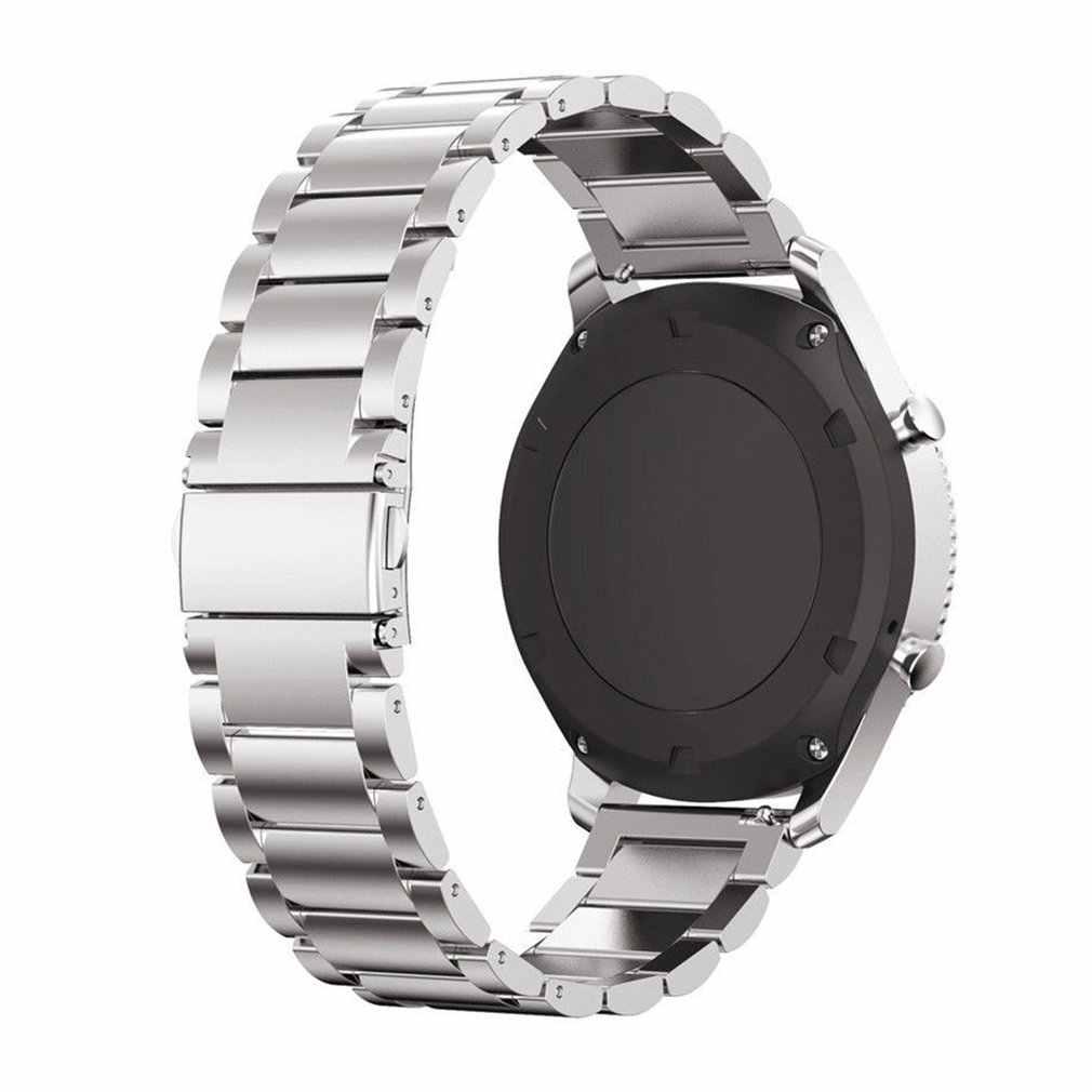 ספורט סיליקון רצועת יד עבור Samsung Galaxy Gear S2 להקת SM-R720 החלפת רצועת השעון צמיד