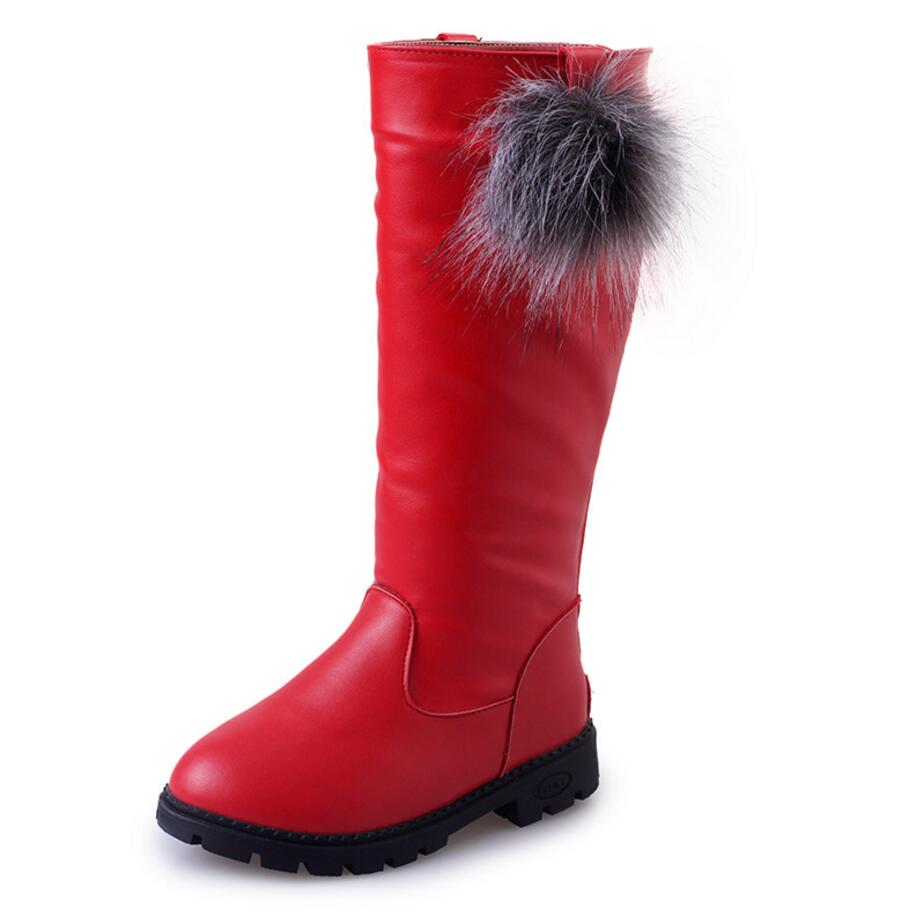 Winter-New-Fashion-Children-Leather-Boots-Warm-Princess-Boots-Girls-Boot-Kids-Cute-Shoes-Size-26-37-1