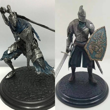 2 Styles Dark Souls Faraam Knight / Artorias The Abysswalker PVC Figure Collectible Model Doll Toy Figures Action цена и фото