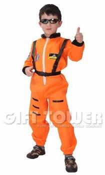 free shipping kids boys pilot costumes/cosplay costumes for boys/halloween cosplay costumes for kids/children cosplay costumes