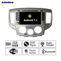 Liislee Android 7.1 2G RAM For Nissan NV200 2009~2016 Car Radio Audio Video Multimedia DVD Player WIFI DVR GPS Navi Navigation