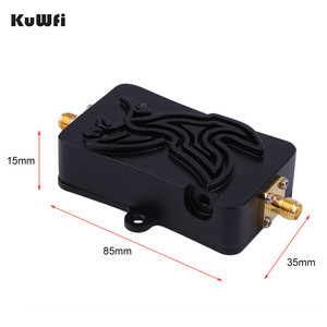 Image 3 - KuWfi 300Mbps Wireless Router High Speed 802.11b/g/n Wifi Wireless Amplifier Router 2.4Ghz Signal Booster with Antenna